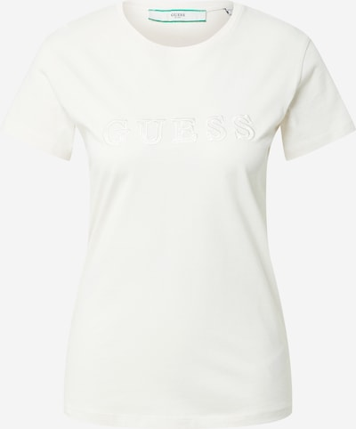 GUESS Tričko - biela, Produkt