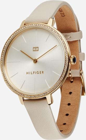 TOMMY HILFIGER Analogové hodinky - zlatá / šedá / světle šedá, Produkt