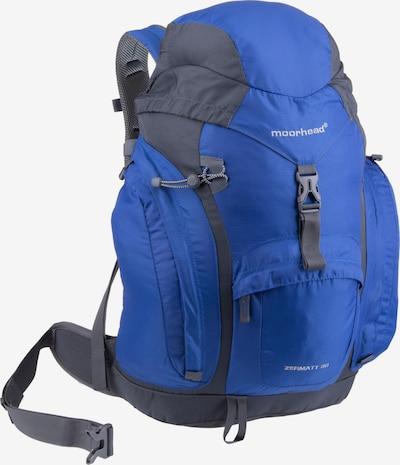 moorhead Wanderrucksack 'Zermatt 30' in blau / grau, Produktansicht