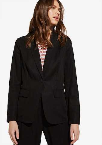comma casual identity Blazer in Black