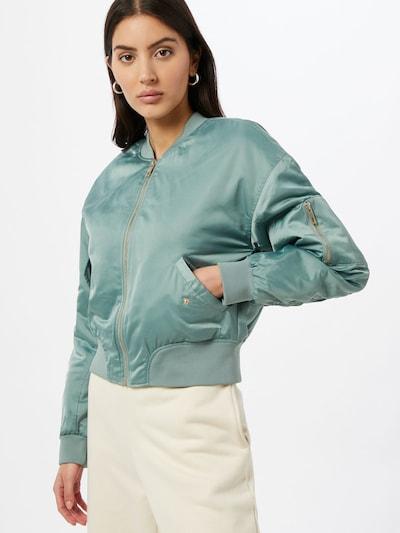 ONLY Prechodná bunda 'Patty' - mätová: Pohľad spredu