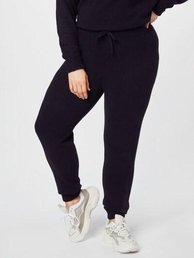Dorothy Perkins Curve Kalhoty - černá, Model/ka