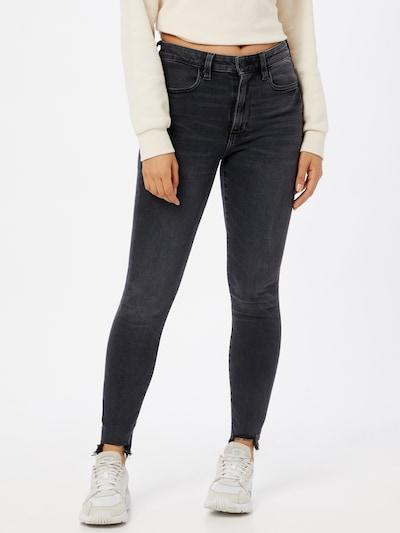 American Eagle Jeans in black denim, Modelansicht