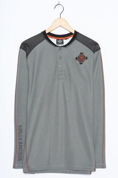 Harley Davidson Sweatshirt in XL in grau, Produktansicht
