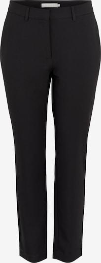 PIECES Pantalon en noir, Vue avec produit