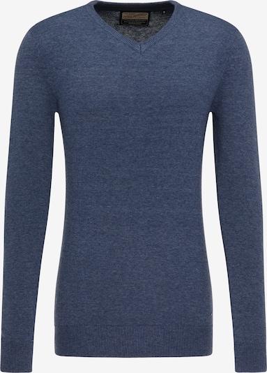 Petrol Industries Sweter w kolorze gołąbkowo niebieskim, Podgląd produktu
