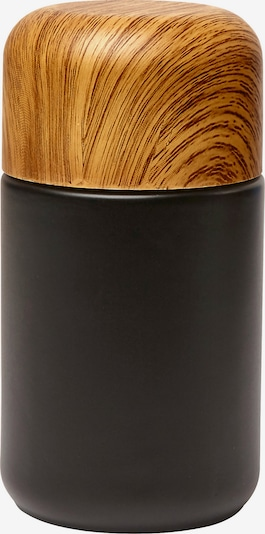 Kikkerland Storage Container in Light brown / Black, Item view