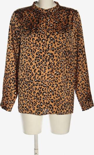 Sofie Schnoor Langarm-Bluse in S in braun / schwarz / weiß, Produktansicht