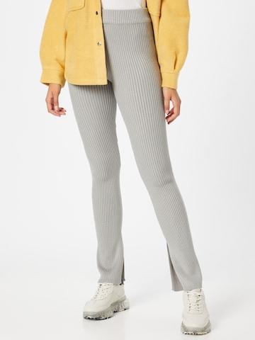 Gina Tricot Leggings 'Elliana' in Grey