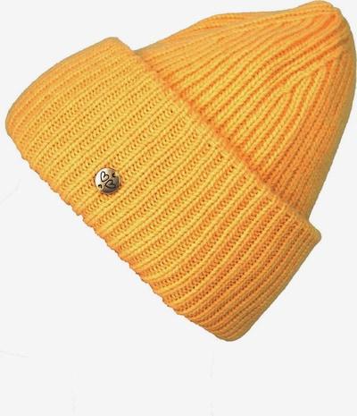 Megzta kepurė iš Zwillingsherz , spalva - aukso geltonumo spalva, Prekių apžvalga