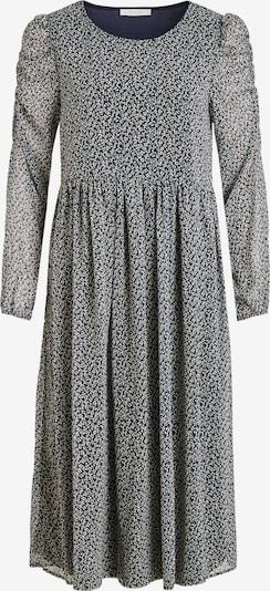 VILA Kleid 'Berin' in navy / naturweiß, Produktansicht