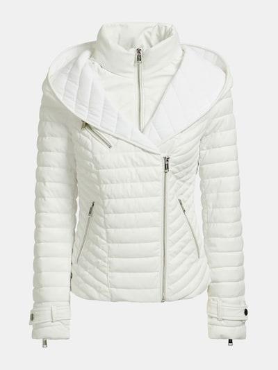 GUESS Jacke in weiß, Produktansicht