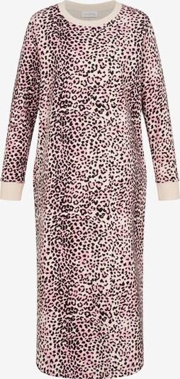 Cotton Candy Kleid 'TILDA' in pink / schwarz / weiß, Produktansicht