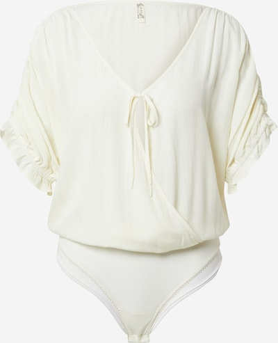 Free People Body 'CLEO' in creme, Produktansicht