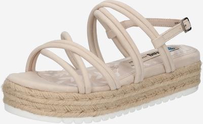 """MTNG Сандали с каишка 'AMELIE' в цвят """"пясък"""", Преглед на продукта"""