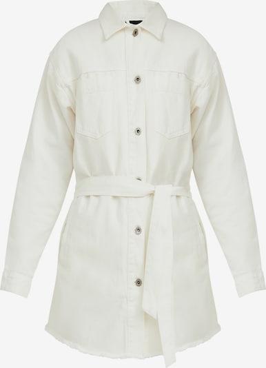 Finn Flare Jeansjacke in weiß, Produktansicht
