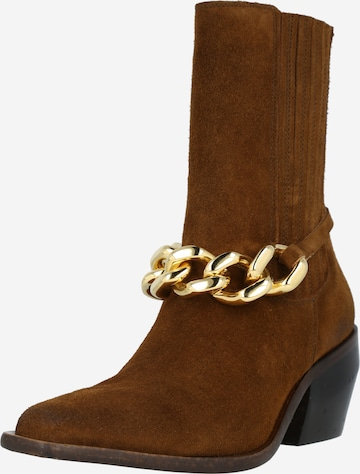 Toral Chelsea Boots in Brown
