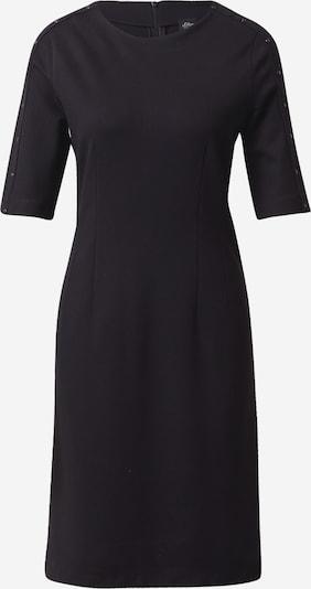 s.Oliver BLACK LABEL Sukienka w kolorze czarnym, Podgląd produktu