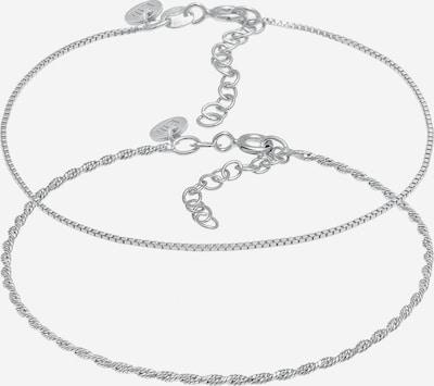 ELLI PREMIUM Parure de bijoux en argent, Vue avec produit