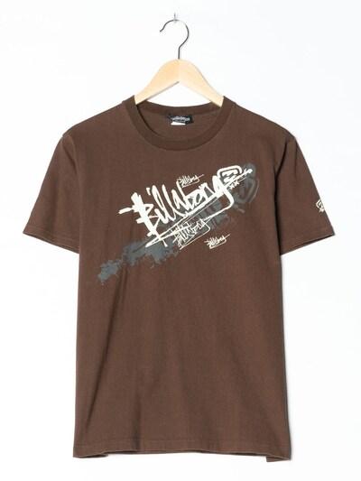 BILLABONG T-Shirt in L-XL in braun, Produktansicht