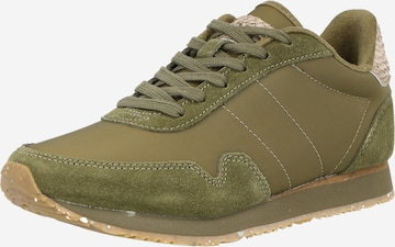 WODEN Sneakers 'Nora III' in Green
