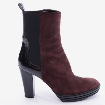 HOGAN Dress Boots in 37,5 in Red