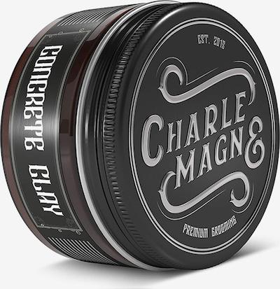 Charlemagne Premium Haarwachs in beige / schwarz, Produktansicht