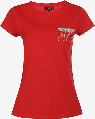 faina Shirt in rot, Produktansicht