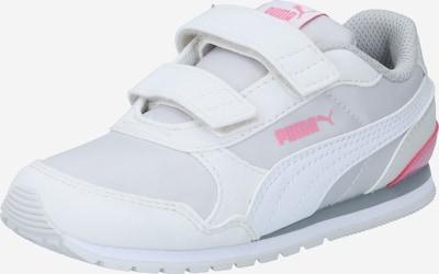 PUMA Sneaker 'ST Runner v2 NL' in hellgrau / pink / weiß, Produktansicht