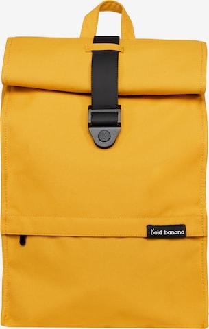 Zaino 'Yellow Beetle' di Bold Banana in giallo