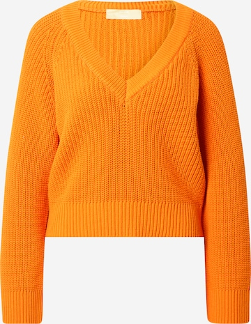 LENI KLUM x ABOUT YOU Sweater 'Kylie' in Orange