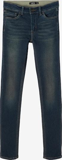 LMTD Jeans in de kleur Donkerblauw, Productweergave