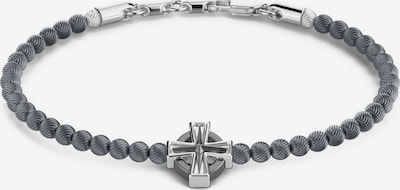 Zancan Armband in silbergrau / silber, Produktansicht