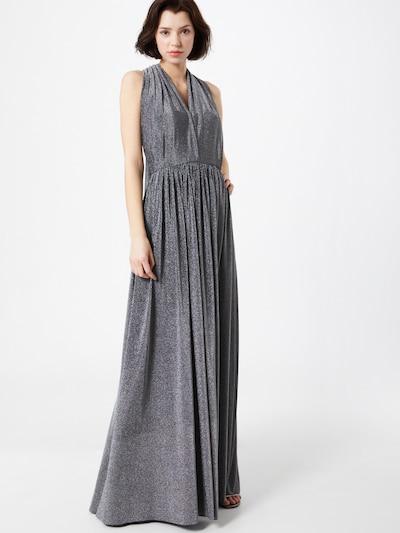 STAR NIGHT Večernja haljina u srebro, Prikaz modela