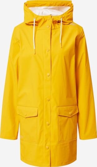 Weather Report Veste outdoor 'Tass' en jaune, Vue avec produit