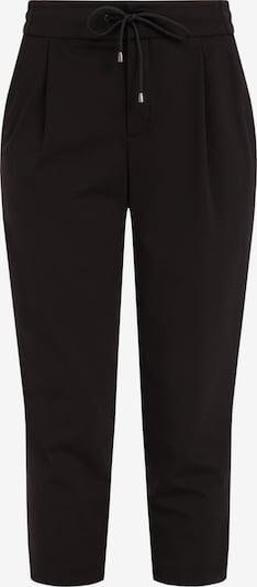 Recover Pants Recover Pants Legere Bundfaltenhose in schwarz, Produktansicht