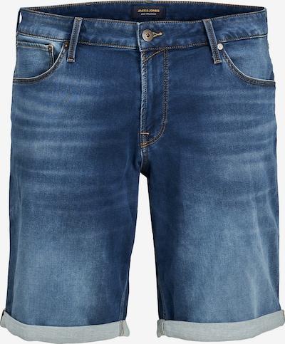 Jack & Jones Plus Jeans in de kleur Blauw denim, Productweergave