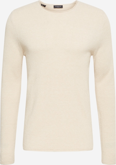 SELECTED HOMME Pullover 'SLHROCKY' in hellbeige, Produktansicht
