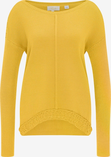 usha FESTIVAL Sweater in Yellow, Item view