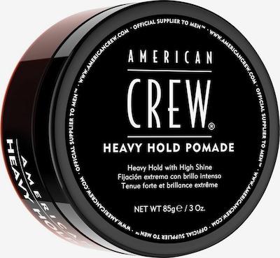 American Crew Haarpomade 'Heavy Hold' in schwarz / weiß, Produktansicht