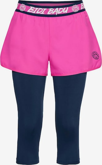 BIDI BADU Tennis-Shorts 'Kara Tech Shopri' in pink, Produktansicht
