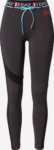 EA7 Emporio Armani - Pantalón deportivo en gris