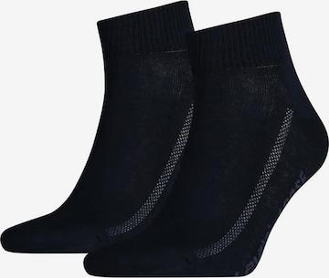 LEVI'S Athletic Socks in Blue