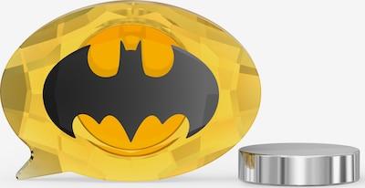 Swarovski Figur 'DC Comics Batman' in gelb / schwarz, Produktansicht