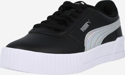 PUMA Sneaker 'Carina Rainbow' in schwarz / silber, Produktansicht