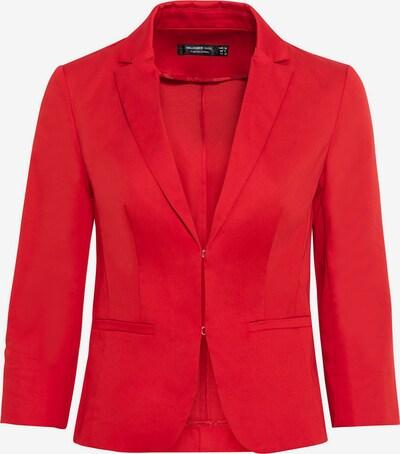 HALLHUBER Basic-Blazer SOFIA mit Bio-Baumwolle in rot, Produktansicht