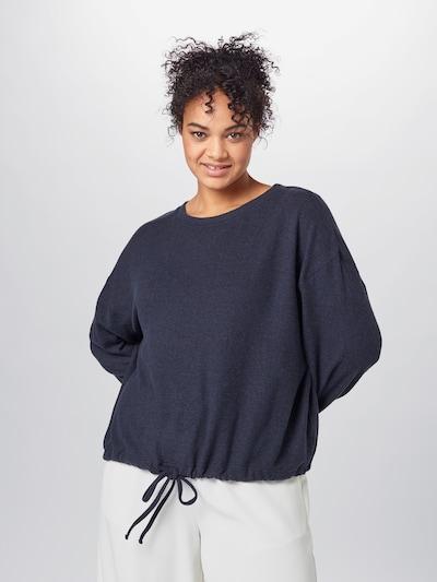 Marškinėliai iš Cotton On , spalva - tamsiai mėlyna: Vaizdas iš priekio