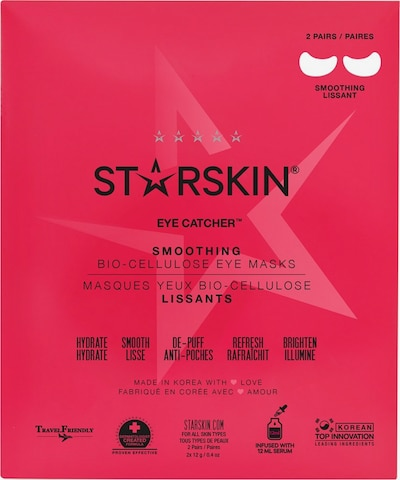 StarSkin Mask 'Eye Catcher' in White, Item view