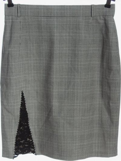 ALBA MODA Minirock in L in schwarz / weiß, Produktansicht