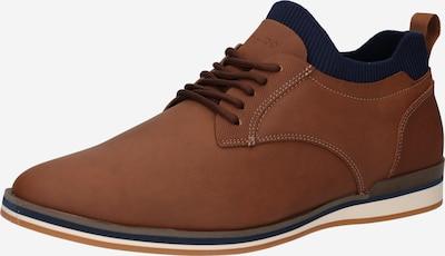 ALDO Δετό παπούτσι 'GLADOSEN' σε ναυτικό μπλε / καφέ, Άποψη προϊόντος